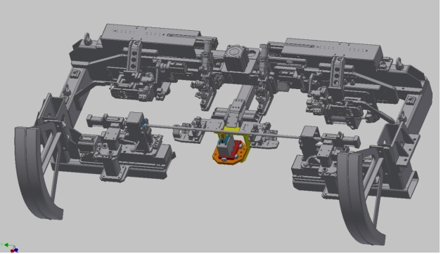 Integrare sistem de masurare diversitate BAD K52