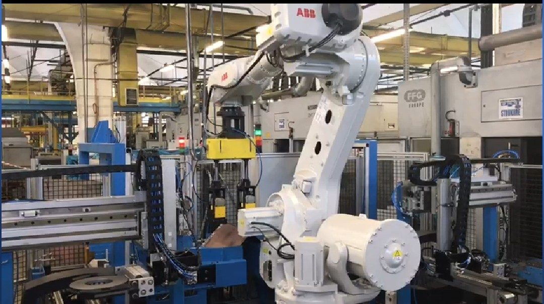 ROBOTICS FOR INDUSTRY